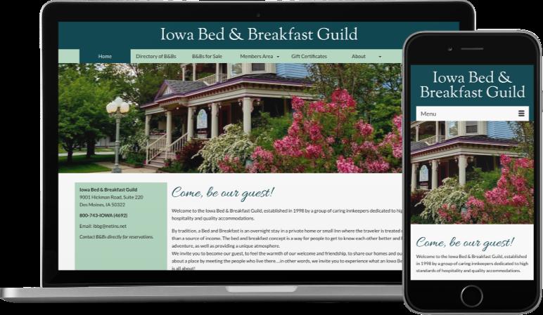 Iowa Bed & Breakfast Guild