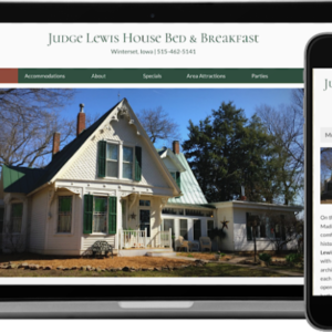 Judge Lewis House Bed & Breakfast