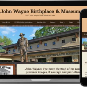 John Wayne Birthplace & Museum