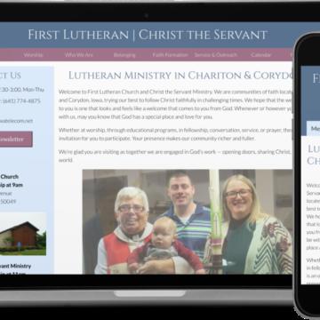 First Lutheran | Christ the Servant Website