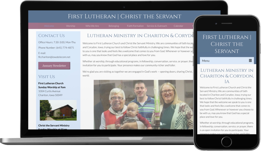 First Lutheran | Christ the Servant