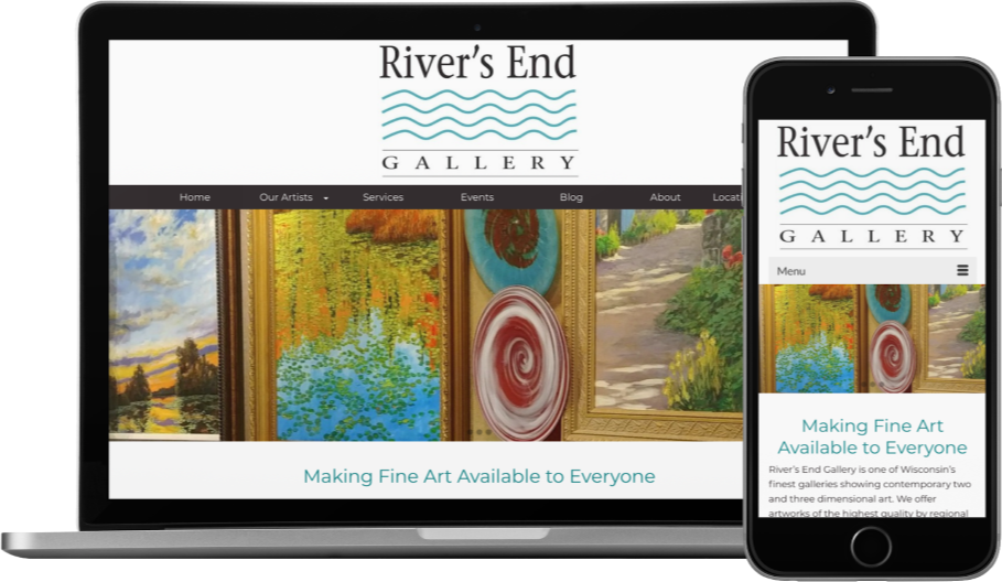 Rivers End Gallery
